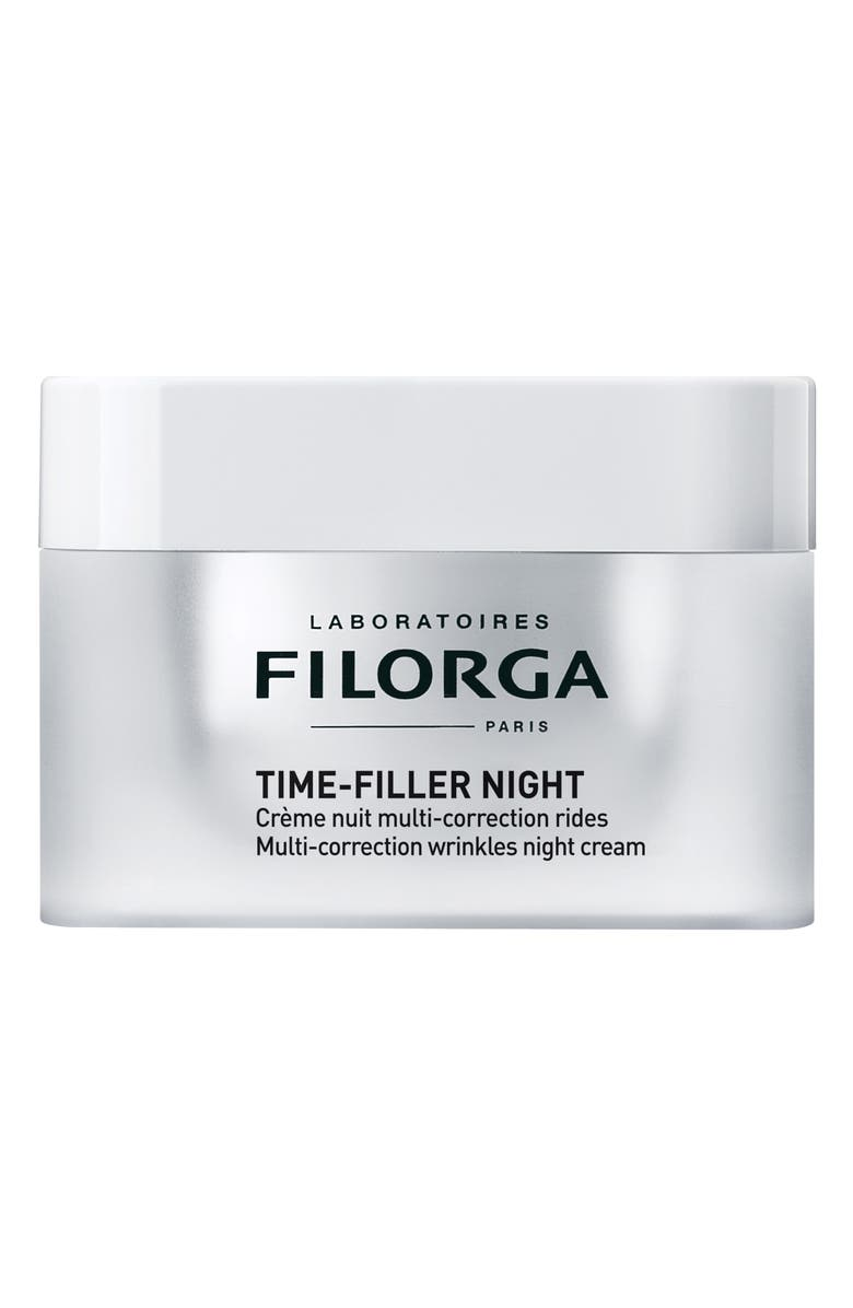 FILORGA Time-Filler Night Multi-Correction Wrinkles Night Cream, Main, color, NO COLOR
