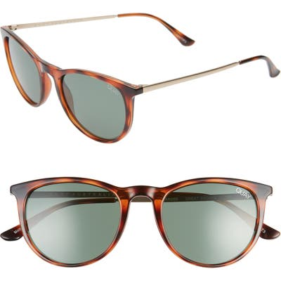 Quay Australia X Arod Great Escape 5m Sunglasses - Tort/ Grn