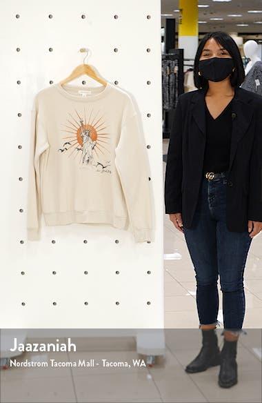 Graphic Sweatshirt, sales video thumbnail