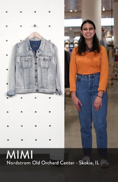 'Helena' Denim Jacket, sales video thumbnail