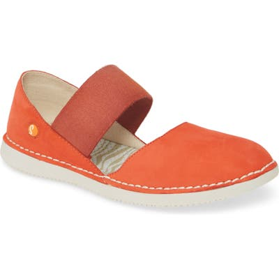 Softinos By Fly London Teja Flat - Red