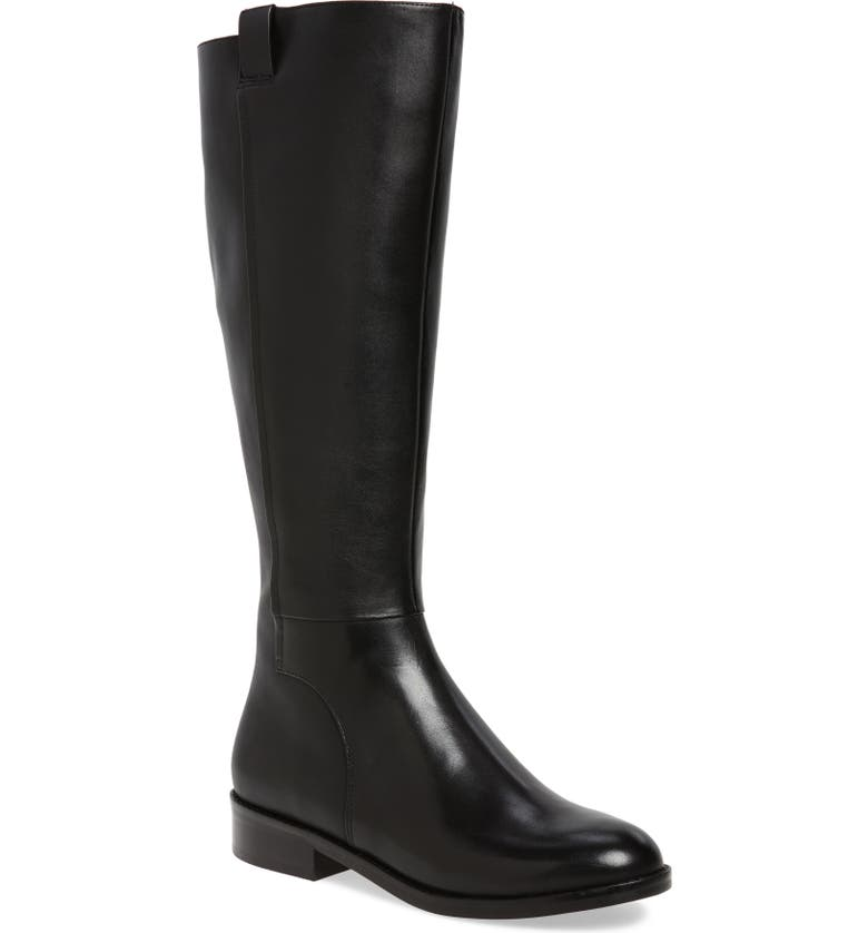 COLE HAAN Katrina Riding Boot, Main, color, 001