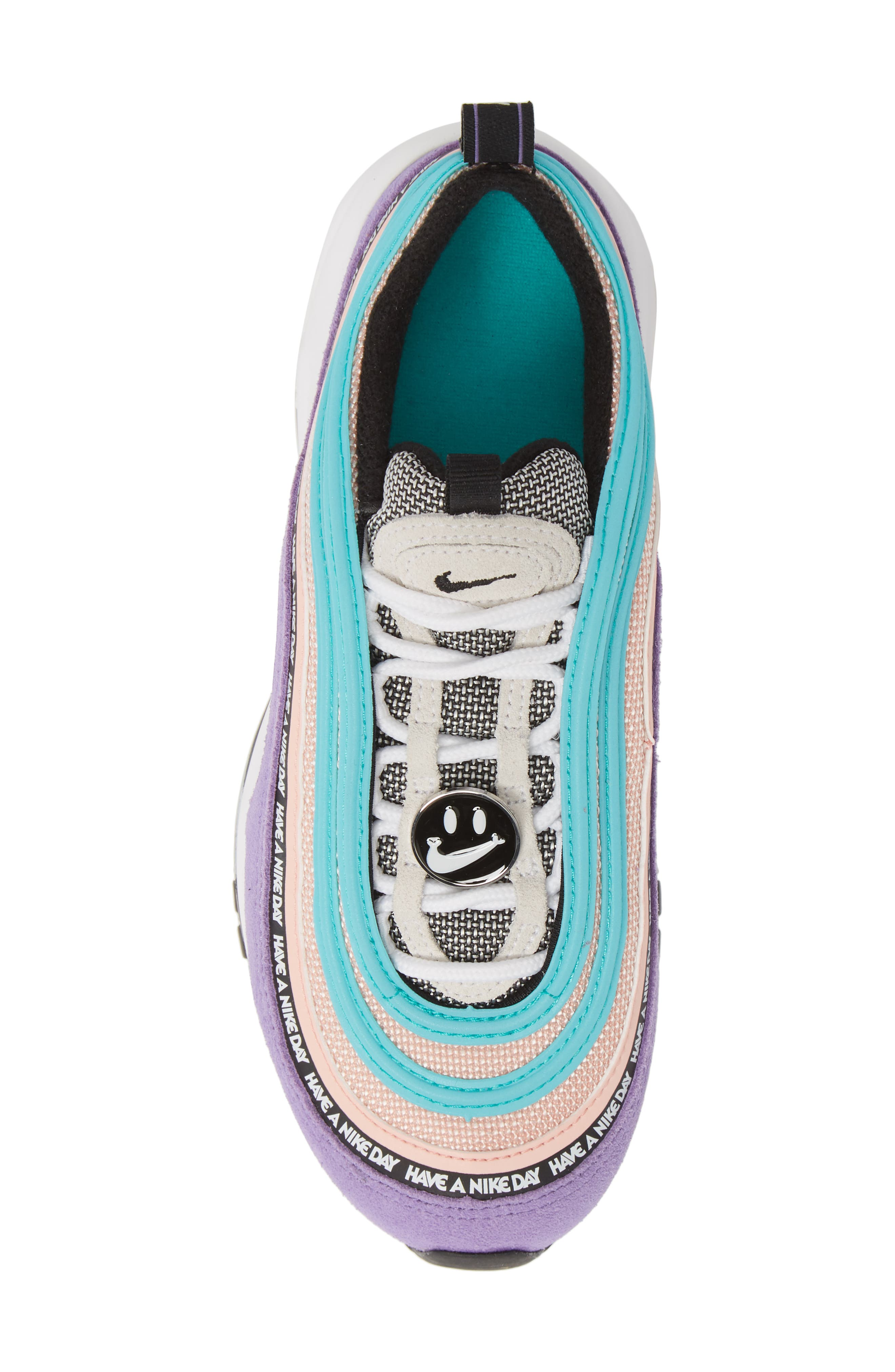 ,                             Air Max 97 SE Have a Nike Day Sneaker,                             Alternate thumbnail 5, color,                             500