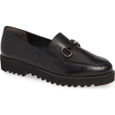 Paul Green Topper Loafer - Black