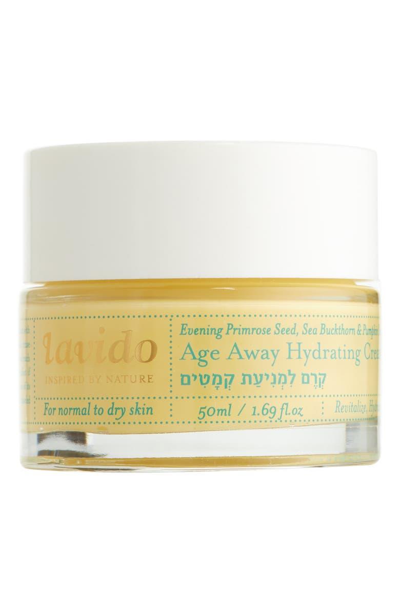 LAVIDO Age Away Hydrating Cream, Main, color, NO COLOR