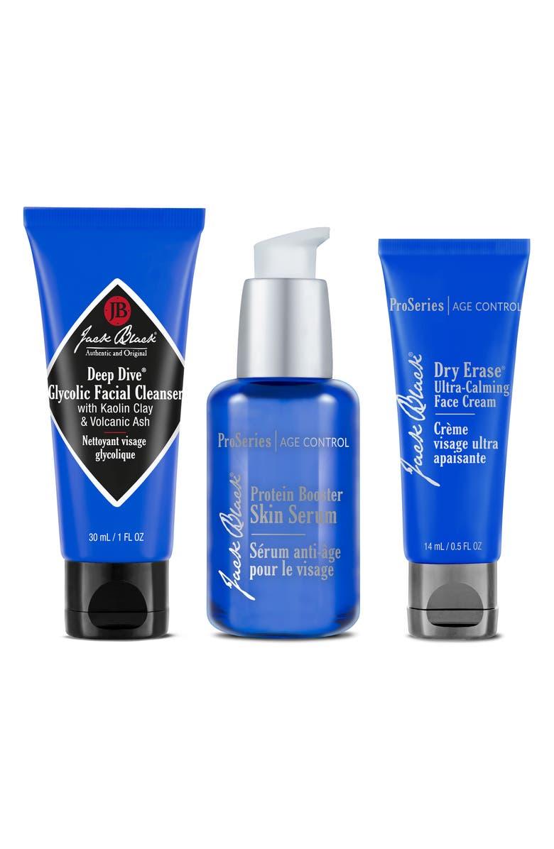 JACK BLACK Skin Care Essentials Set, Main, color, NO COLOR