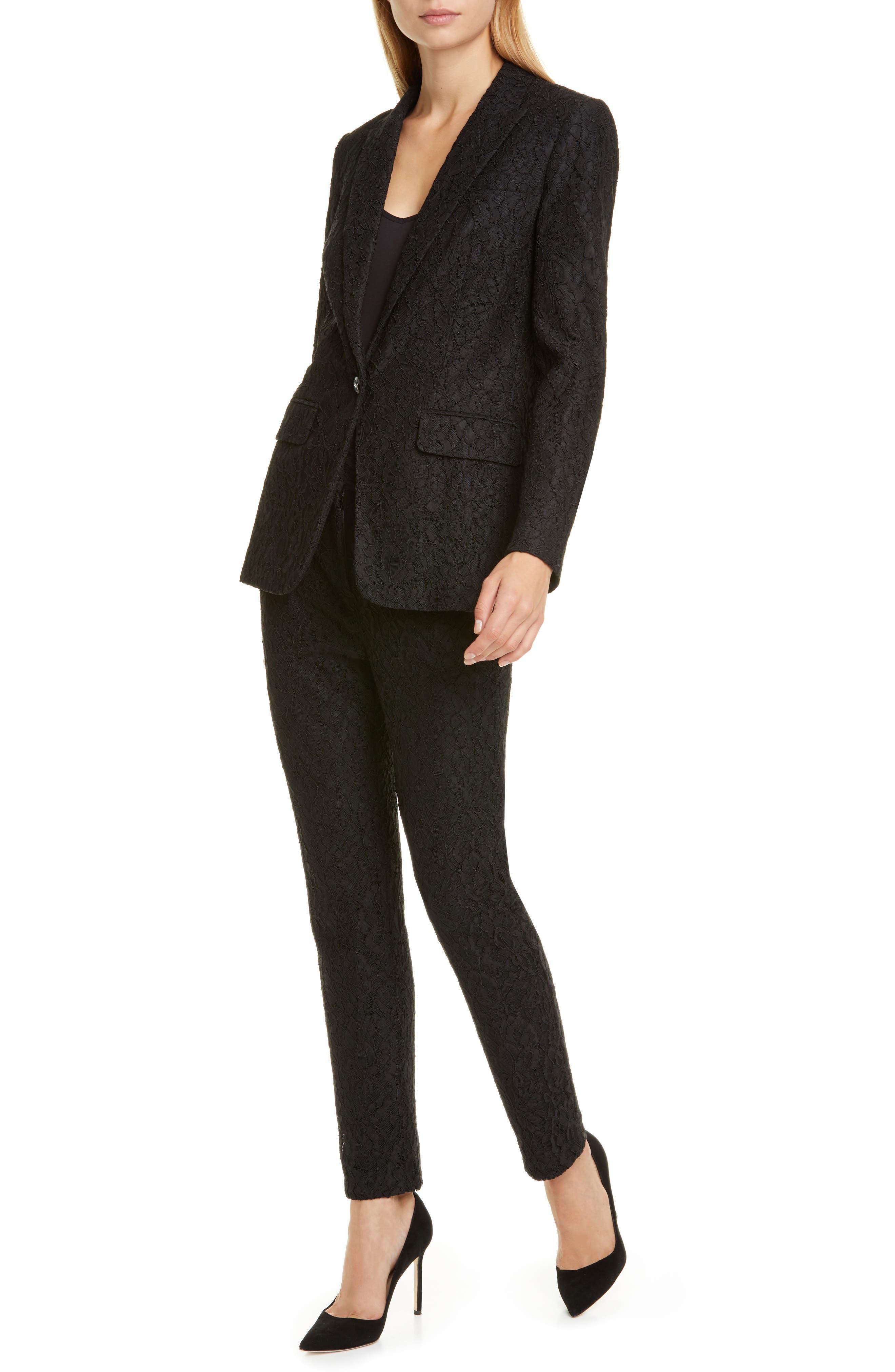 Veronica Beard Coats Ashburn Lace Jacket