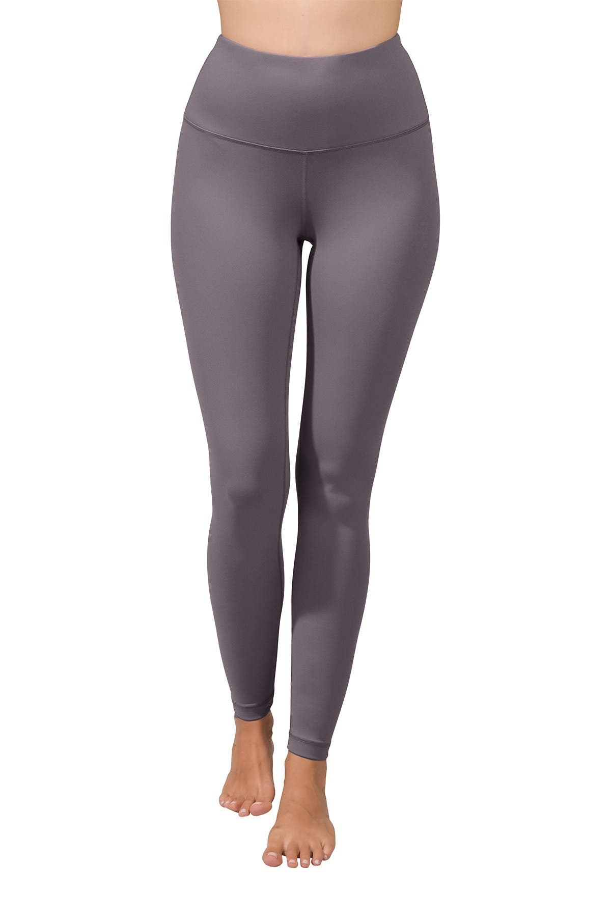 Image of 90 Degree By Reflex Powerflex Solid Active Leggings
