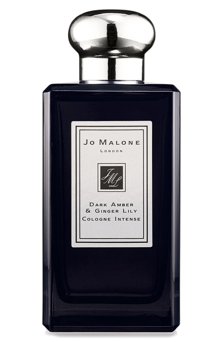 JO MALONE LONDON<SUP>™</SUP> Dark Amber & Ginger Lily Cologne Intense, Main, color, NO COLOR