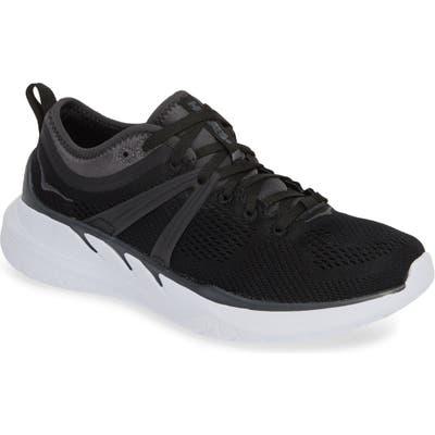 Hoka One One Tivra Running Shoe- Black