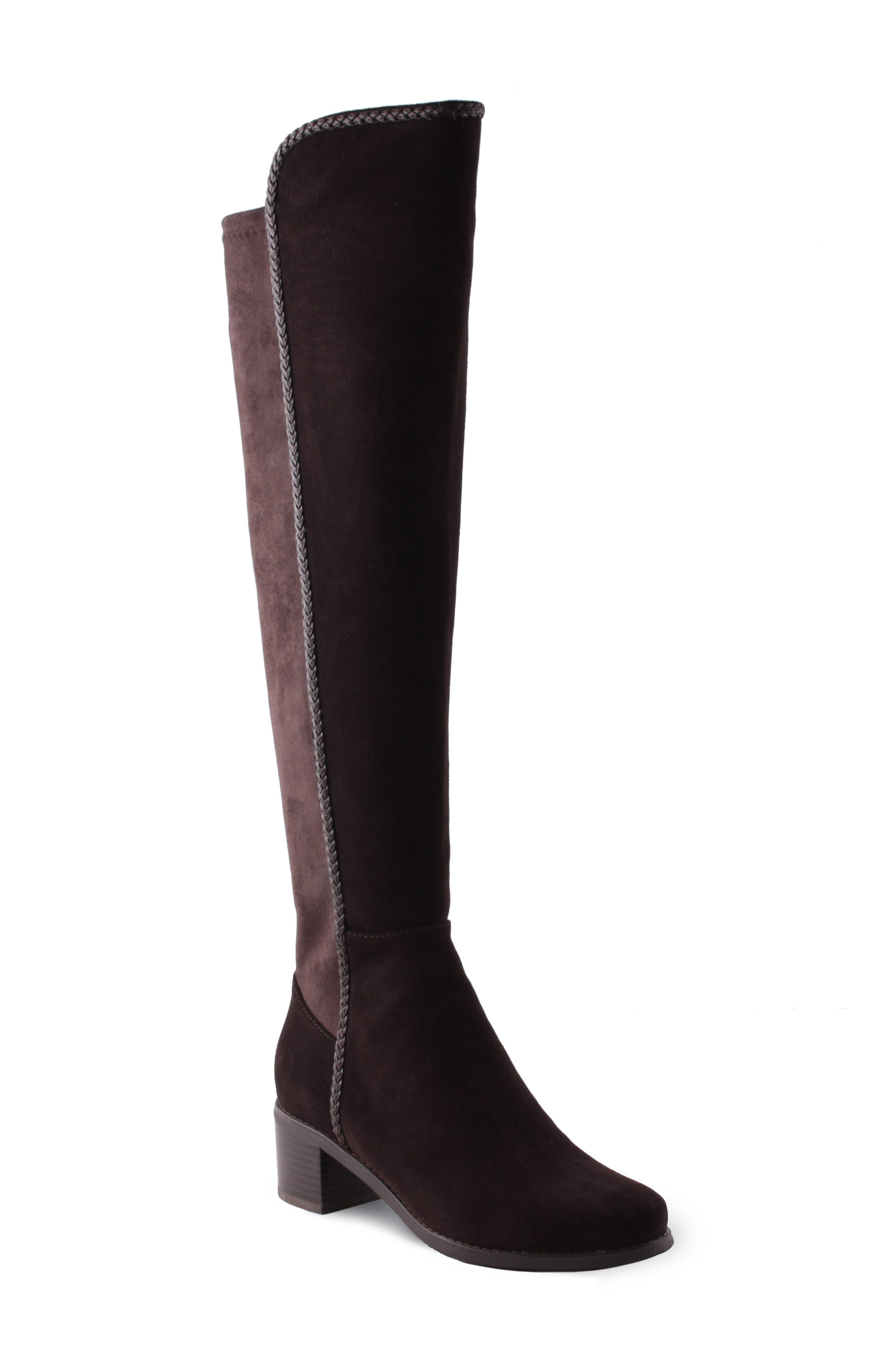 Florence Waterproof Over The Knee Boot