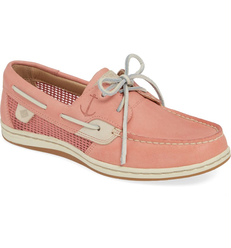 SPERRY Top-Sider Koifish Loafer, Main, color, WASHED RED LEATHER