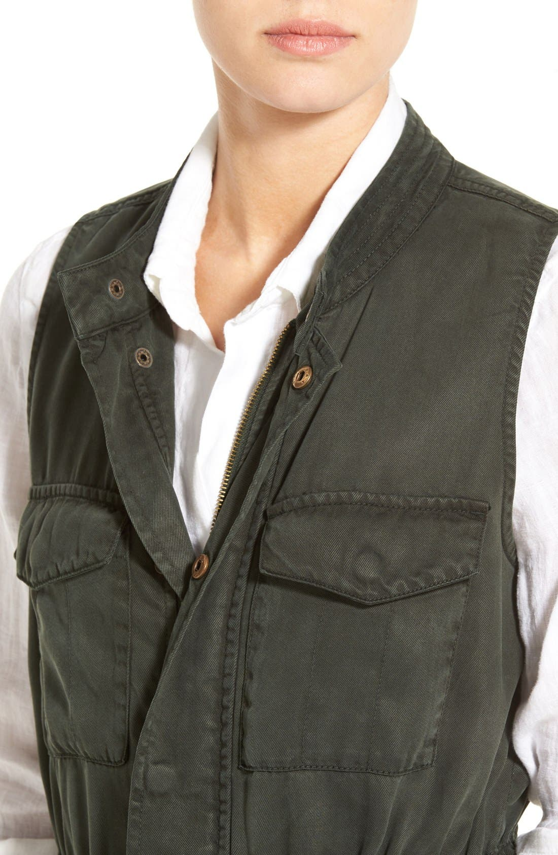 ,                             Military Vest,                             Alternate thumbnail 8, color,                             341