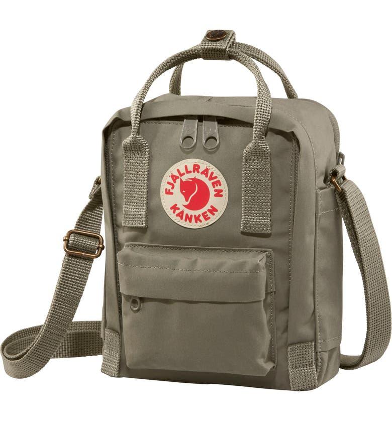 FJÄLLRÄVEN Kånken Sling Crossbody Bag, Main, color, FOG