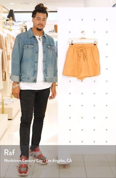 Amalfi Linen Shorts, sales video thumbnail