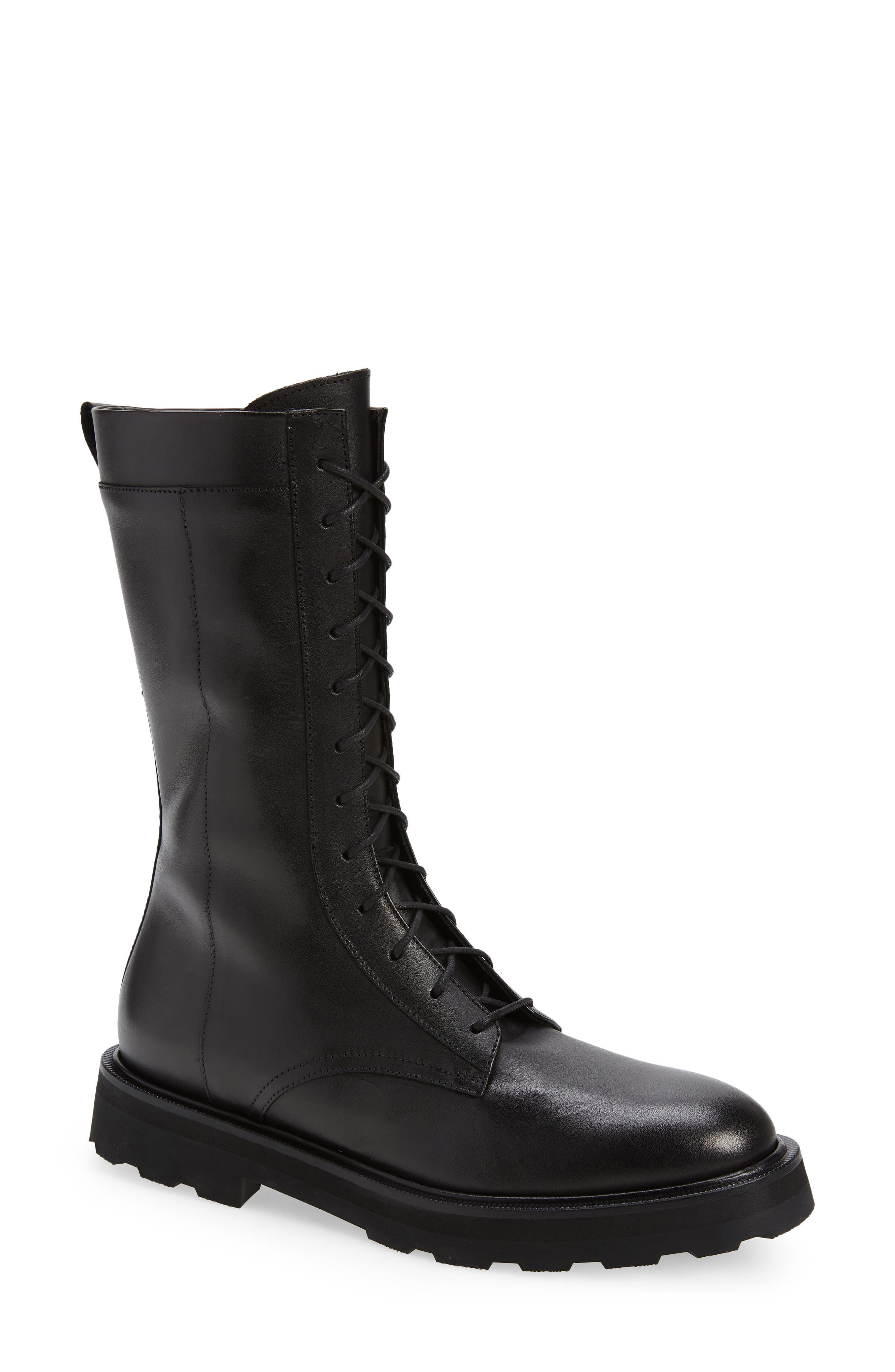 Higher Love Combat Boot