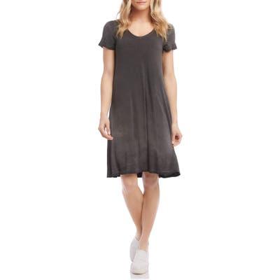 Karen Kane Olivia T-Shirt Dress, Grey