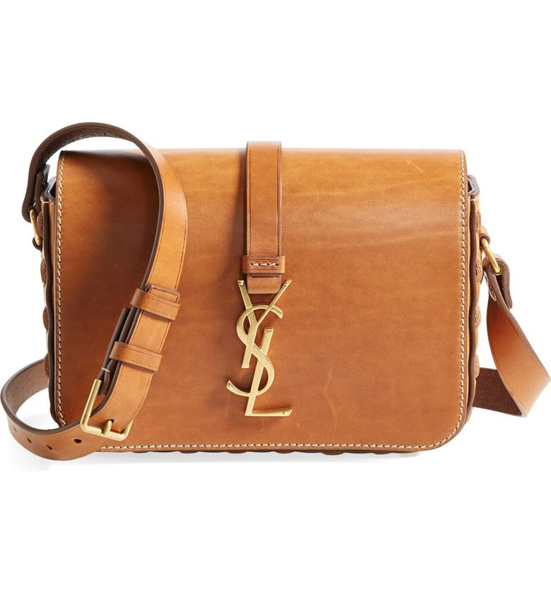 db14d01dc96 'Medium Monogram Université' Leather Crossbody Bag, Main, color, ...