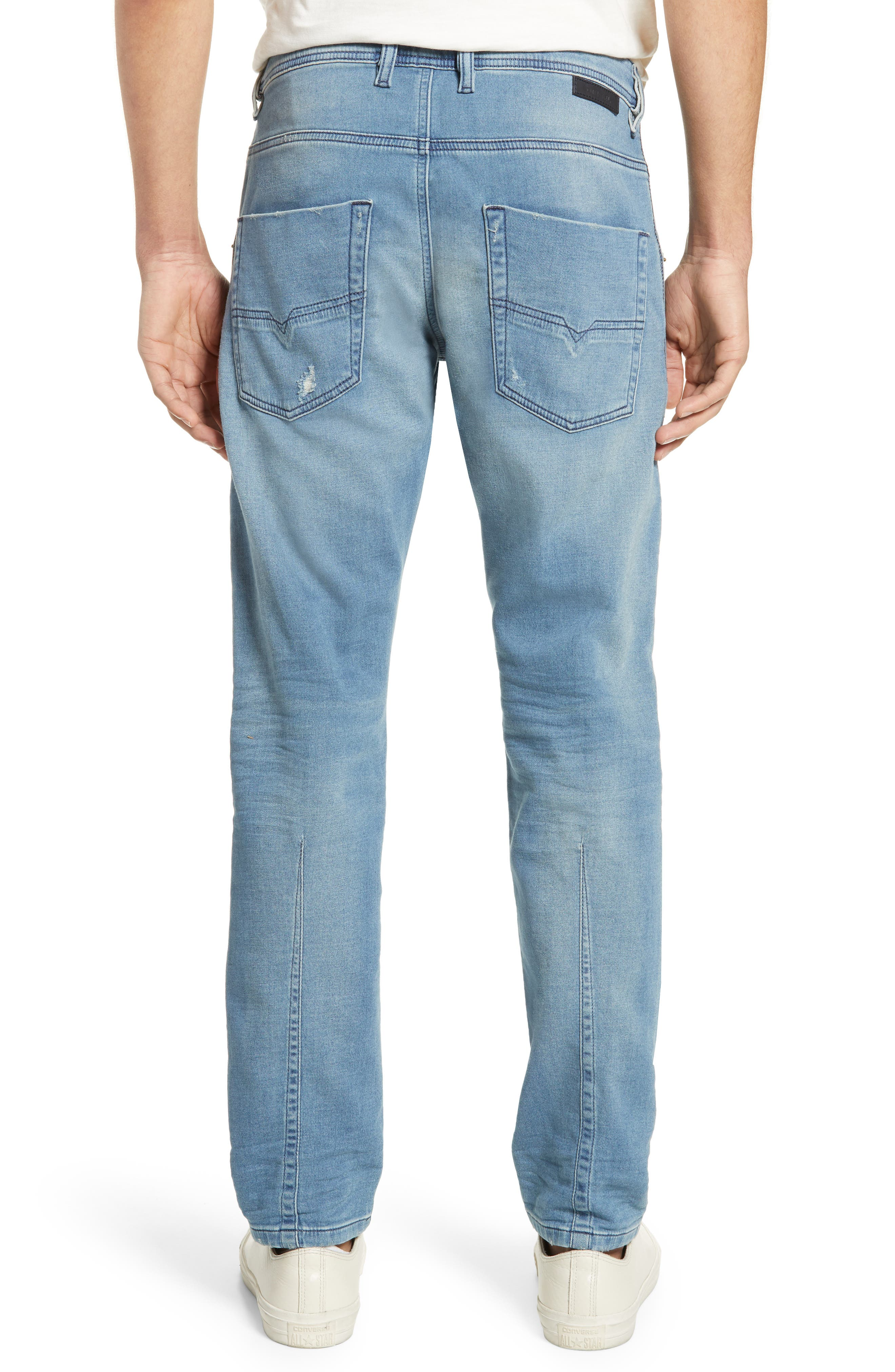 ,                             Krooley Jogg Slouchy Skinny Fit Jeans,                             Alternate thumbnail 2, color,                             086AY