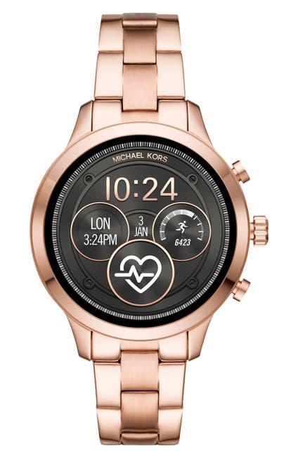 Image of Michael Kors Gen 4 Runway Bracelet Smartwatch, 41mm