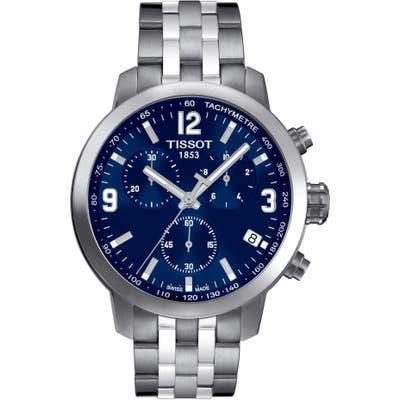 Tissot Prc200 Chronograph Bracelet Watch, 42Mm