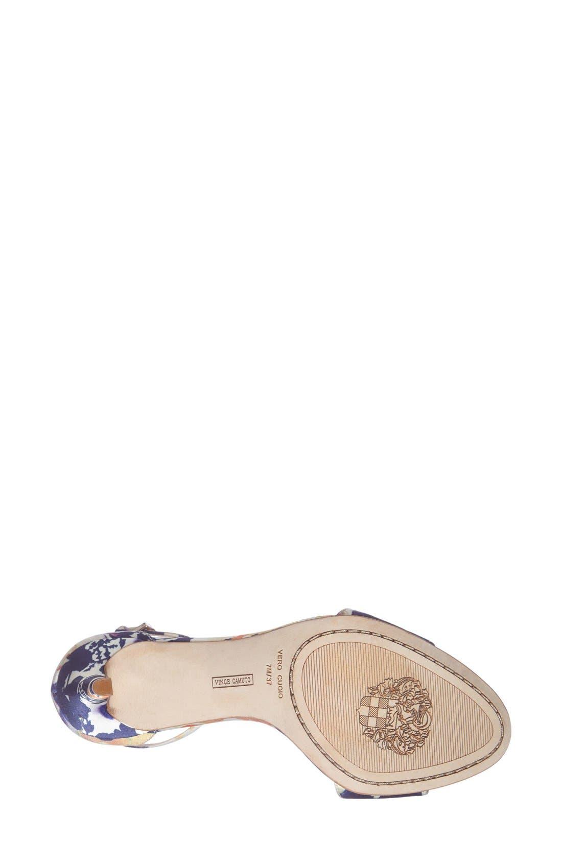 ,                             'Court' Ankle Strap Sandal,                             Alternate thumbnail 75, color,                             540