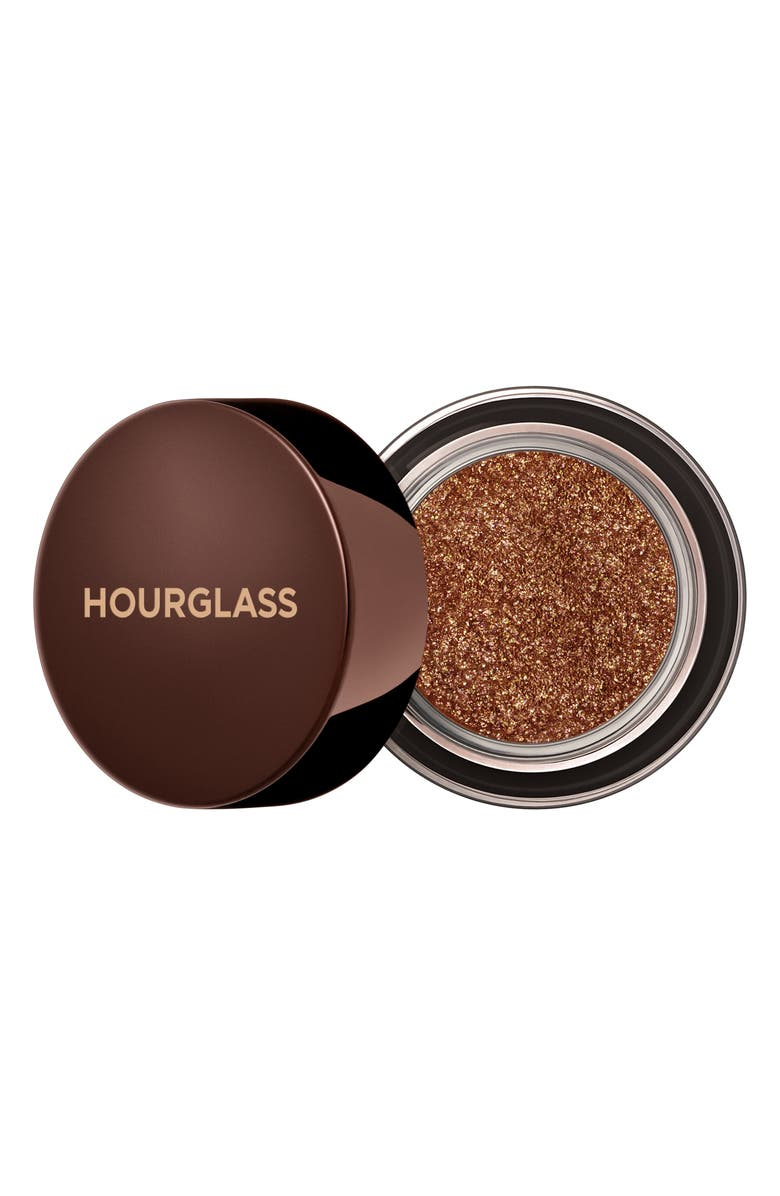 HOURGLASS Scattered Light Glitter Eyeshadow, Main, color, BURNISH