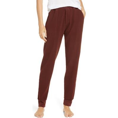 Groceries Apparel Organic Cotton Thermal Pajama Pants