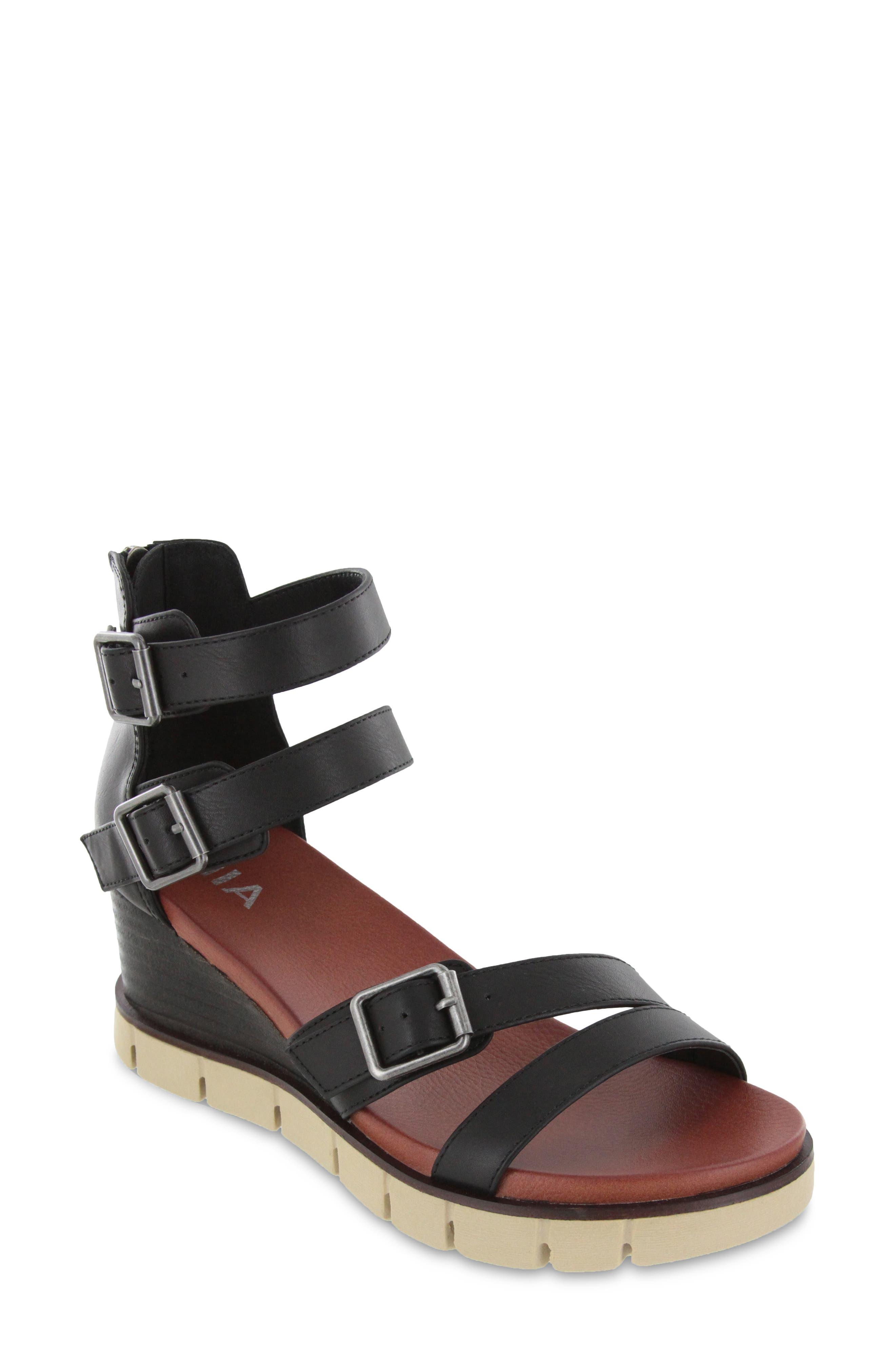 Darcel Anke Strap Sandal