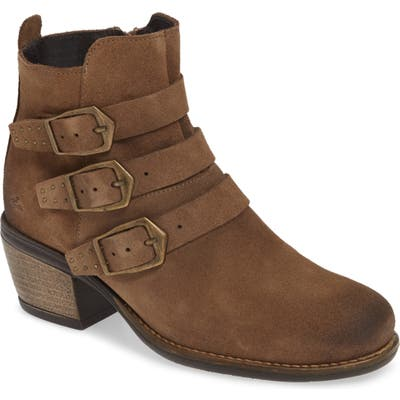 Bos. & Co. Green Valley Waterproof Bootie - Beige