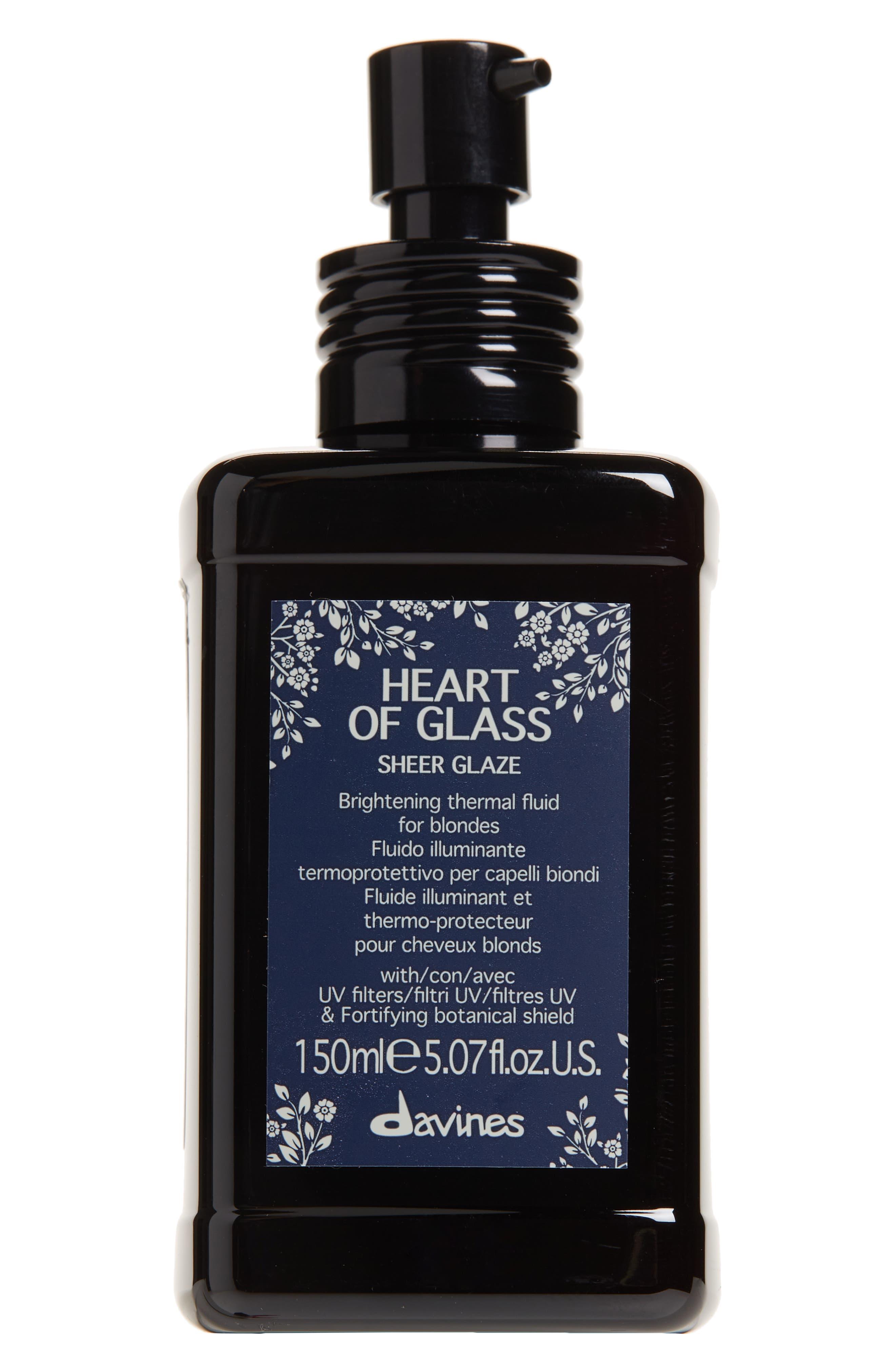 Heart of Glass Sheer Glaze Brightening Thermal Fluid
