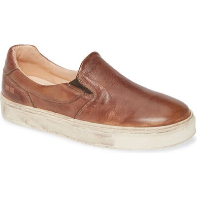 Bed Stu Hermione Slip-On Sneaker- Brown