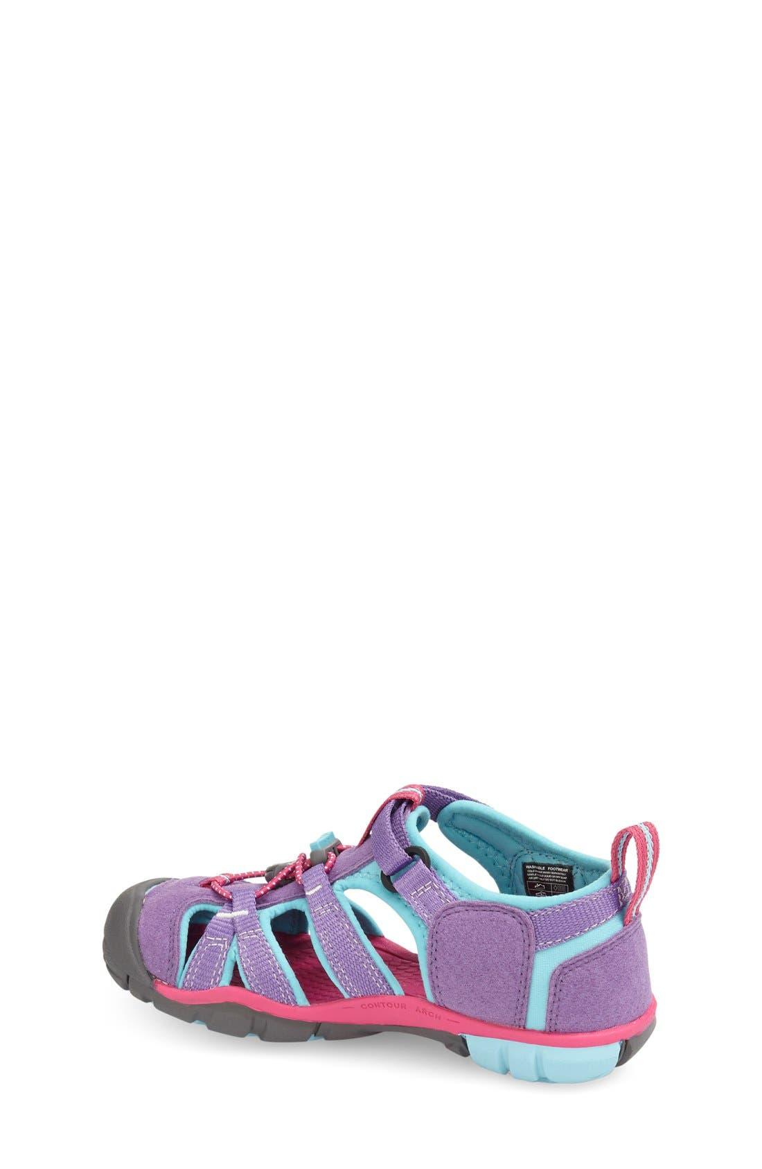 ,                             'Seacamp II' Water Friendly Sandal,                             Alternate thumbnail 213, color,                             500