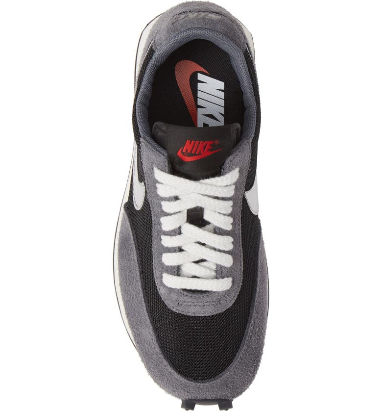 NIKE Daybreak SP Sneaker, Alternate, color, BLACK/ SILVER/ DARK GREY
