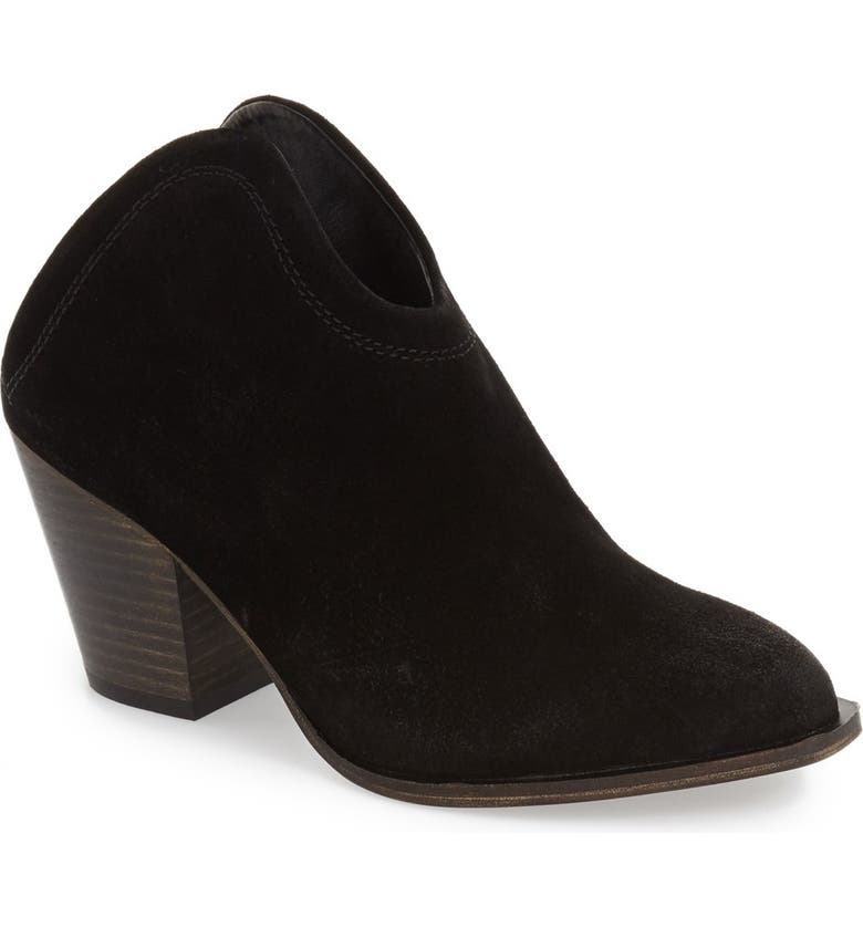 CHINESE LAUNDRY 'Kelso' Open Back Bootie, Main, color, 001