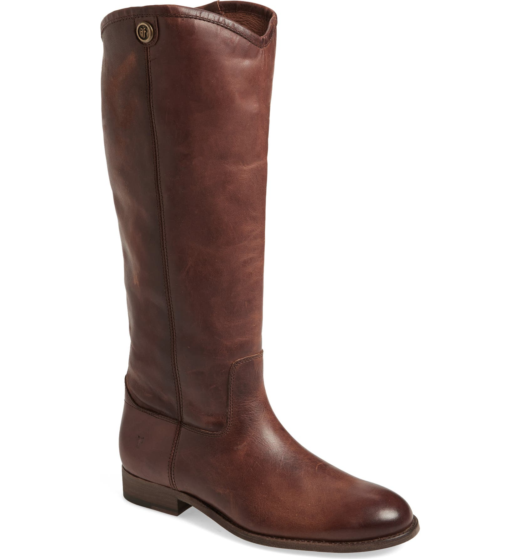 1638ad05797 Melissa Button 2 Knee High Boot