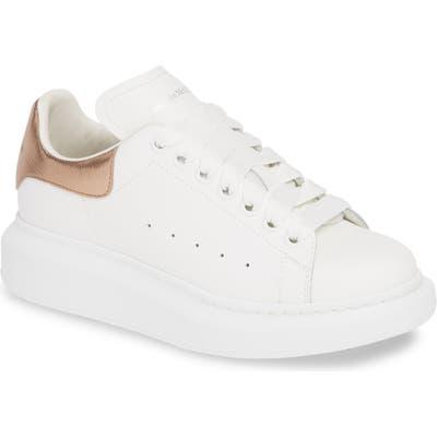 Alexander Mcqueen Sneaker, Ivory