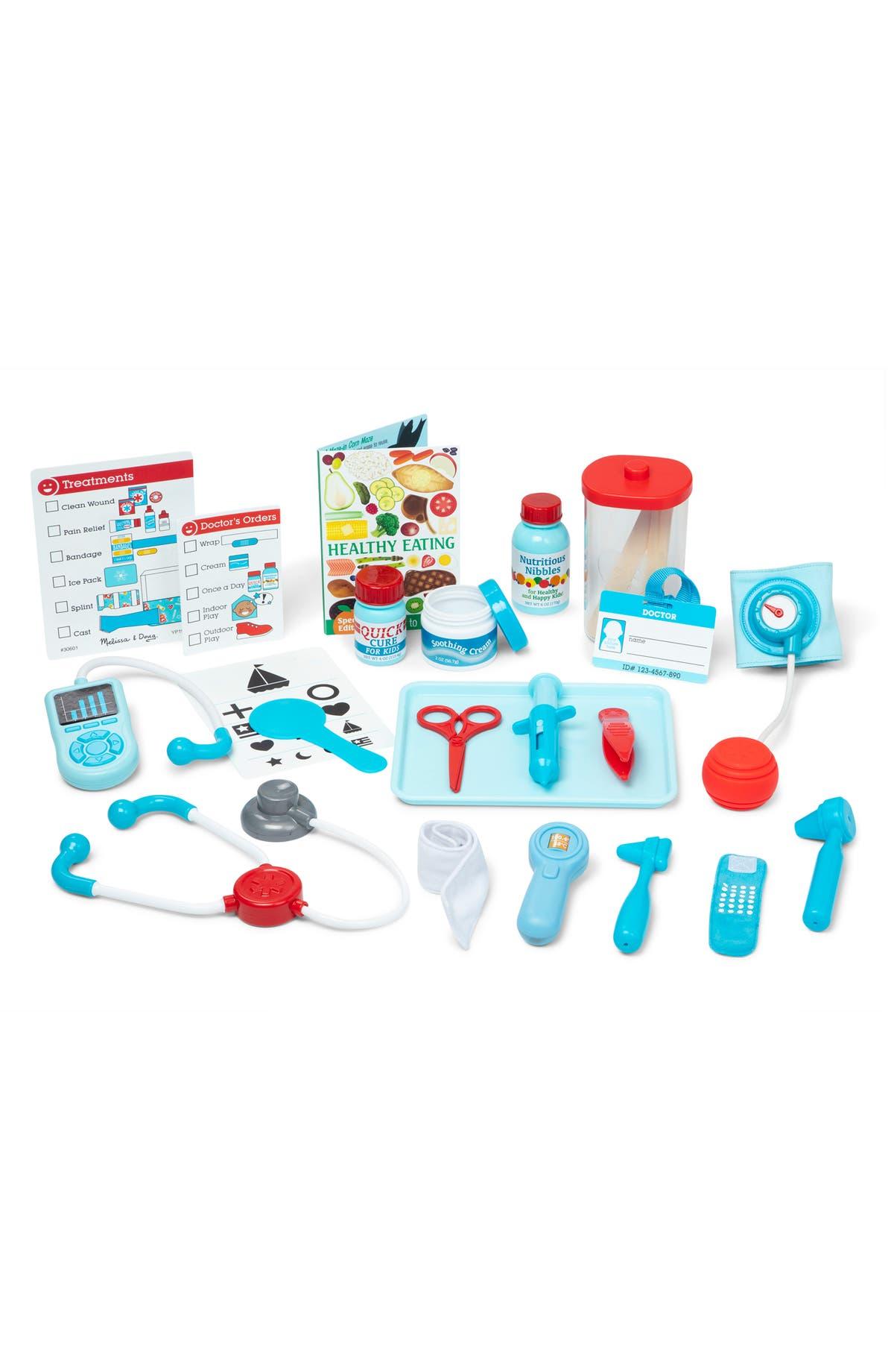 Melissa Doug Get Well Doctor S Kit Play Set Nordstrom
