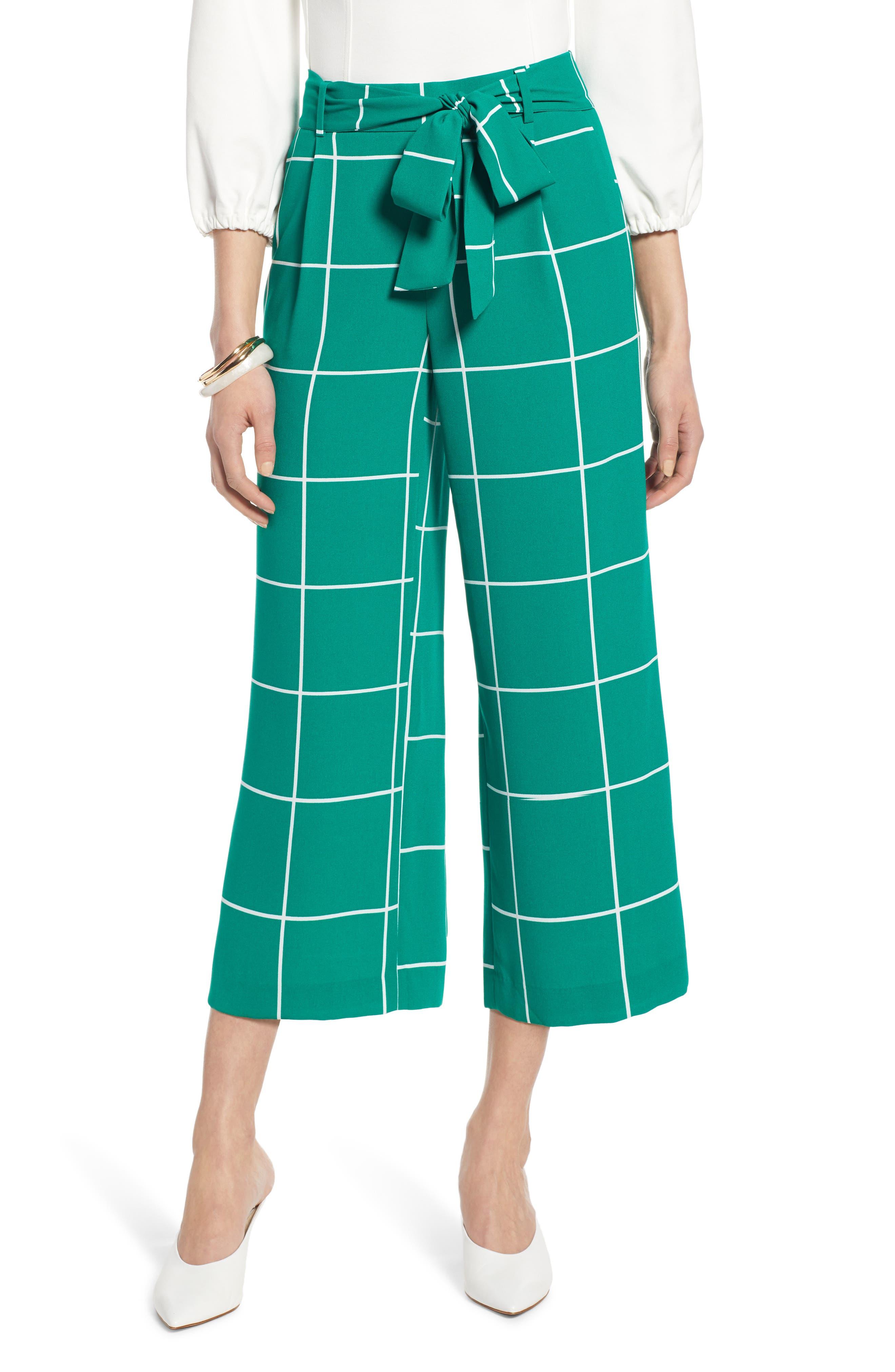 ,                             Wide Leg Crop Pants,                             Main thumbnail 39, color,                             310