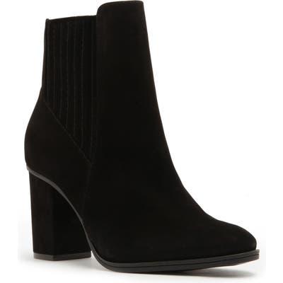 Schutz Fabricia Chelsea Boot, Black