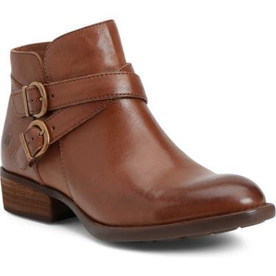 B?rn Ozark Bootie- Brown