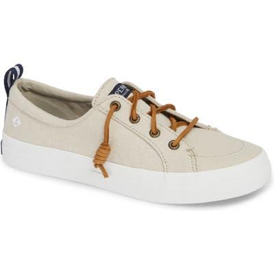 Sperry Crest Vibe Sneaker, Beige