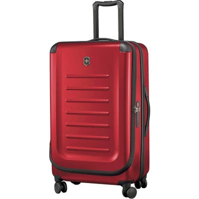 Victorinox Swiss Army Spectra 2.0 30-Inch Hard Sided Rolling Travel Suitcase - Red