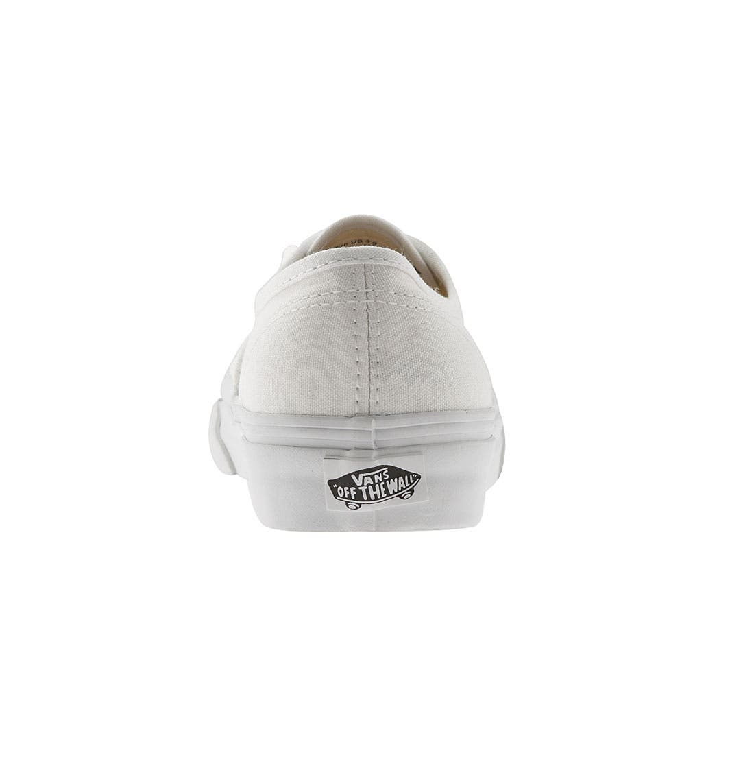 ,                             'Authentic' Sneaker,                             Alternate thumbnail 45, color,                             TRW