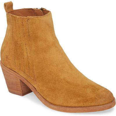 Frye Alton Chelsea Bootie, Brown