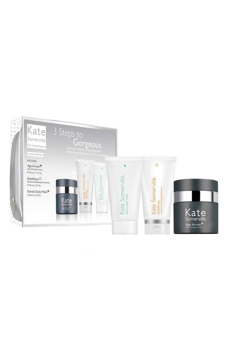 KATE SOMERVILLE<SUP>®</SUP> ANNIV ANTI AGING SET, Main, color, 000