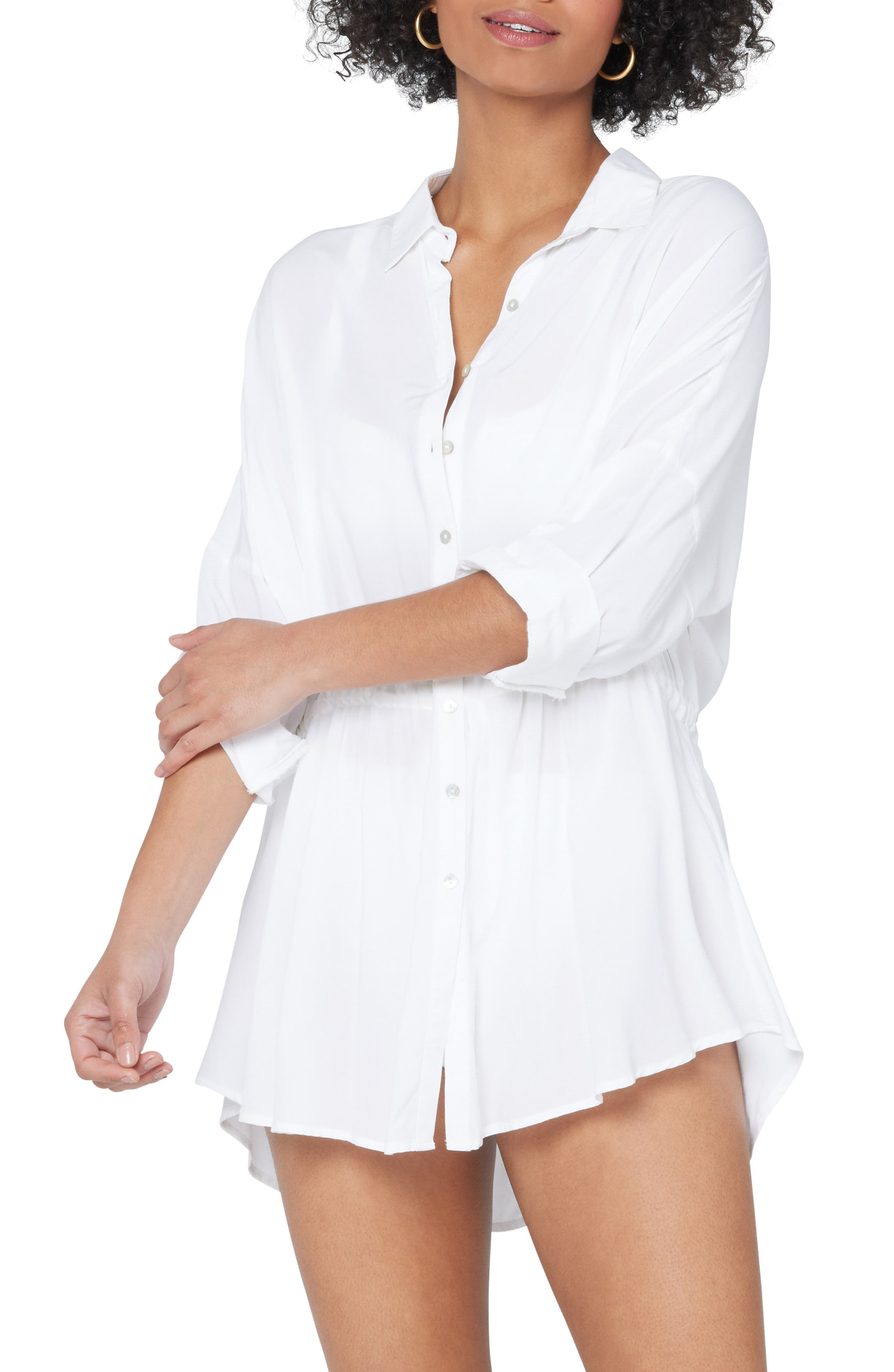 Women's L Space Pacifica Cover-Up Tunic