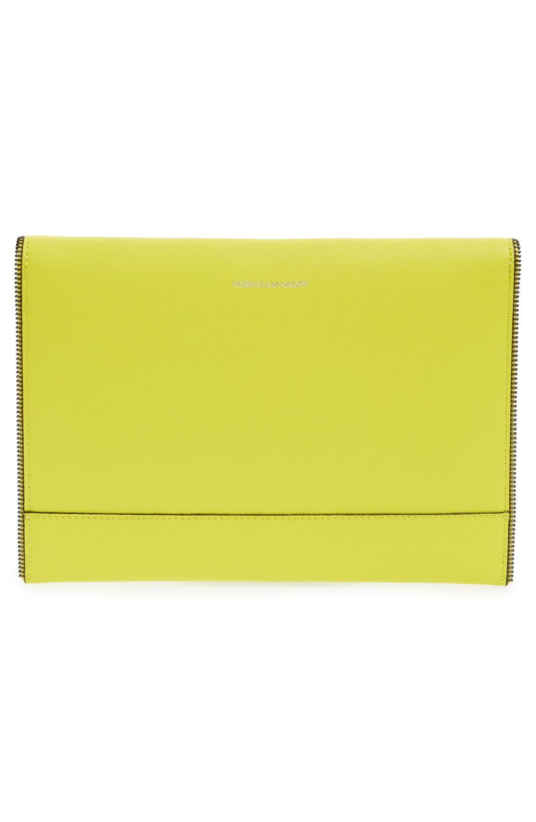 ,                             Leo Envelope Clutch,                             Alternate thumbnail 296, color,                             701