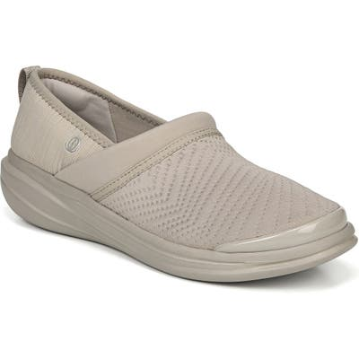 Bzees Coco Slip-On Sneaker, Beige