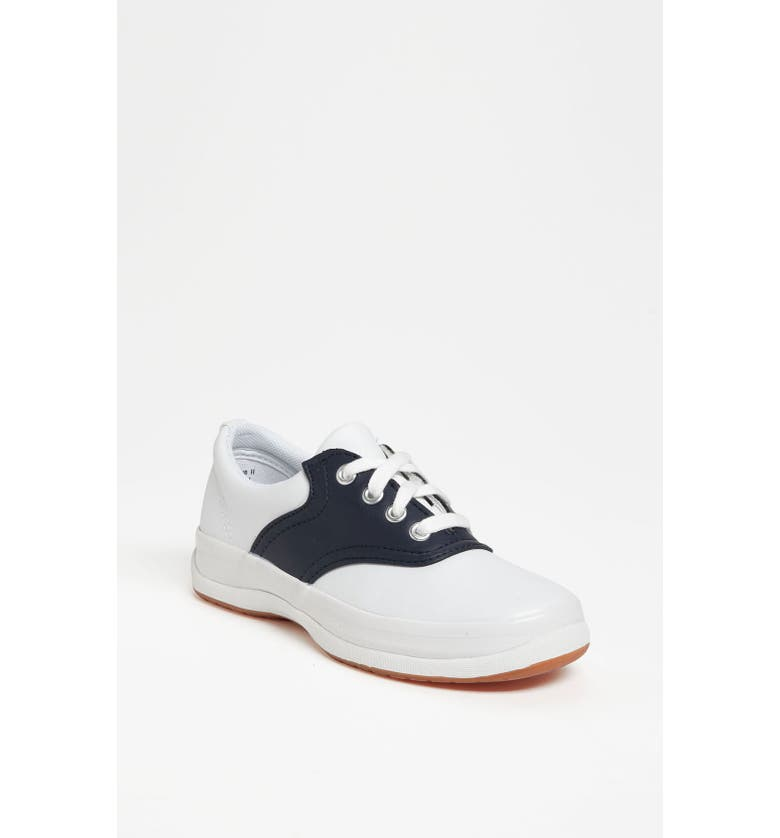 KEDS<SUP>®</SUP> 'School Days II' Oxford, Main, color, WHITE NAVY